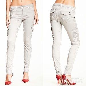 JOE'S Jeans Gray Cargo Skinny Pants